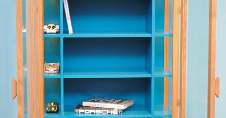 Vitrina tall cabinet, Case Furniture