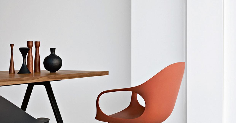 Kristalia's Elephant chair, designed by Neuland Studio