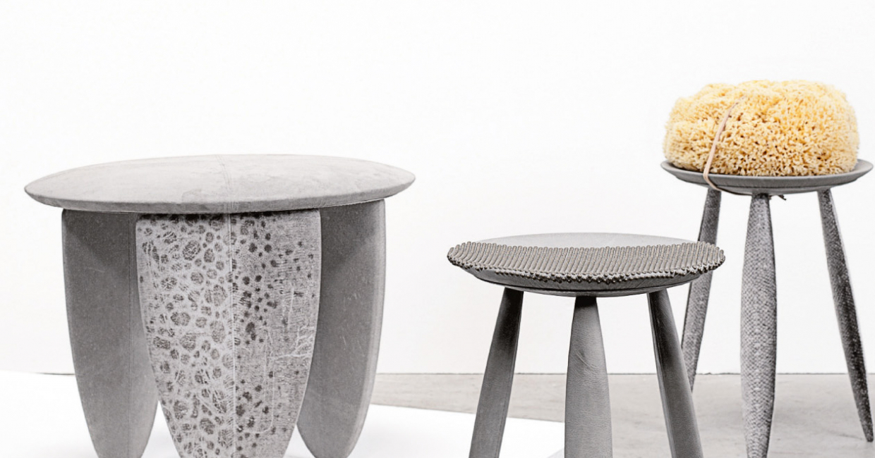 Craftica by Formafantasma for Fendi, an example of the Exalt Purity! trend