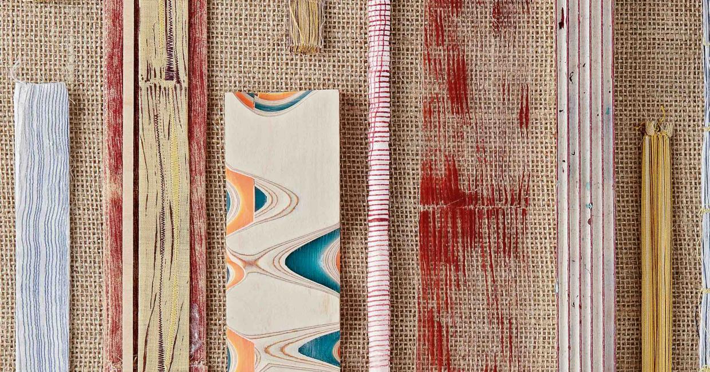 Basket weaving by Dienke Dekker, Precious Objects by Ya-Wen Chou, Rejuvenate Craft!