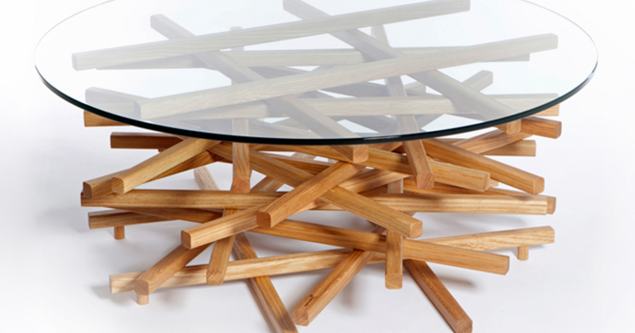Limahl Asmall's Nest Coffee Table