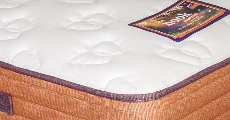 Nook mattress, Mattressman