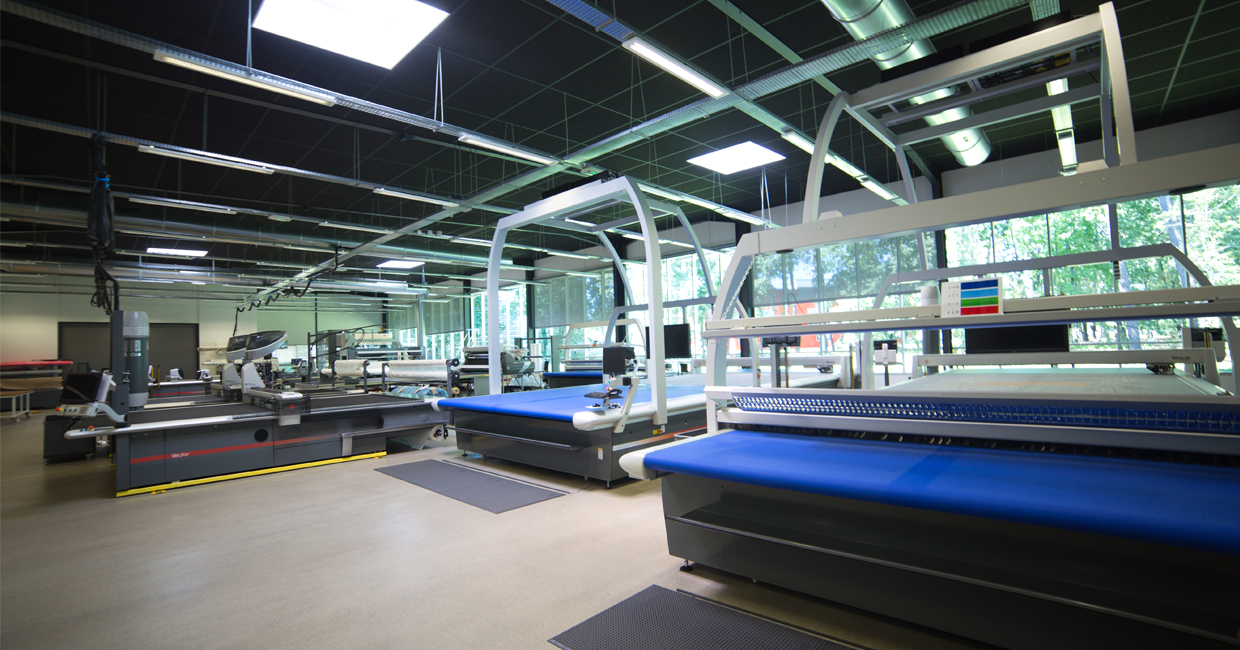 Inside Lectra's French factory