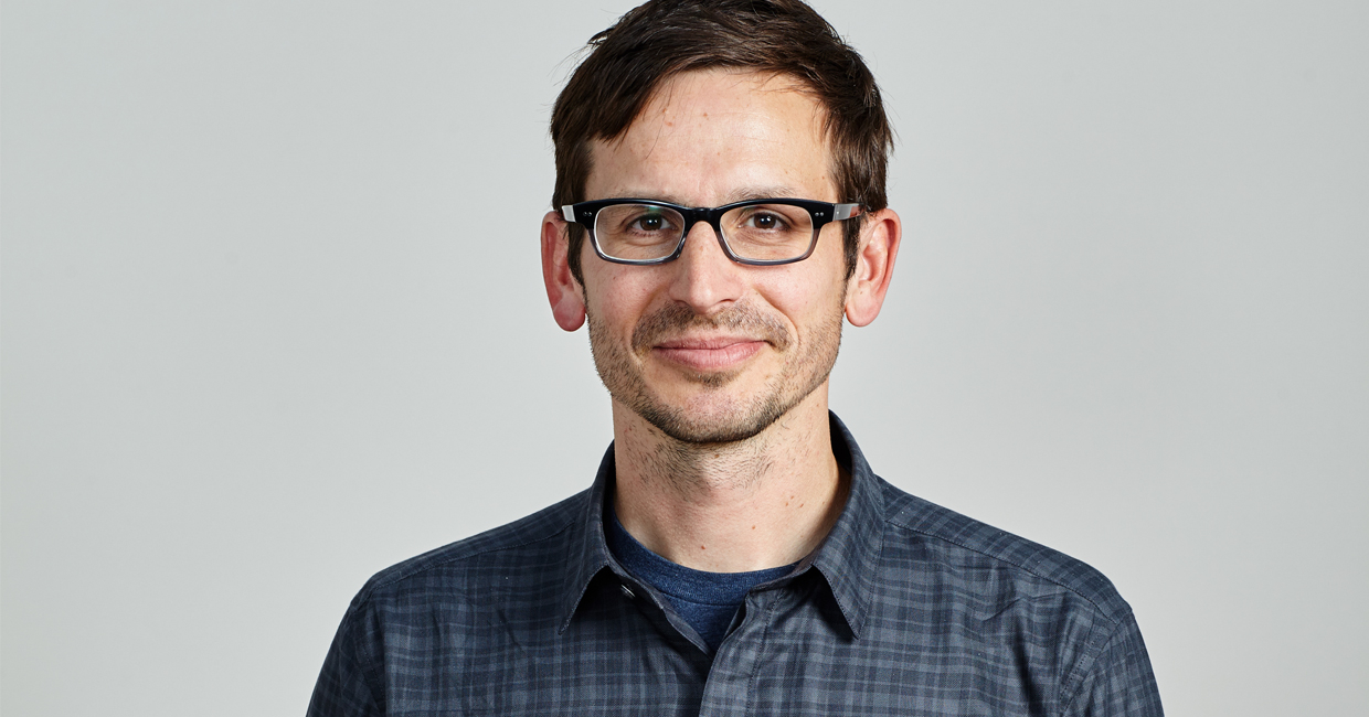 Casper's co-founder and chief product officer, Jeff Chapin