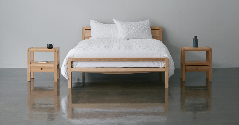 Radius bedroom