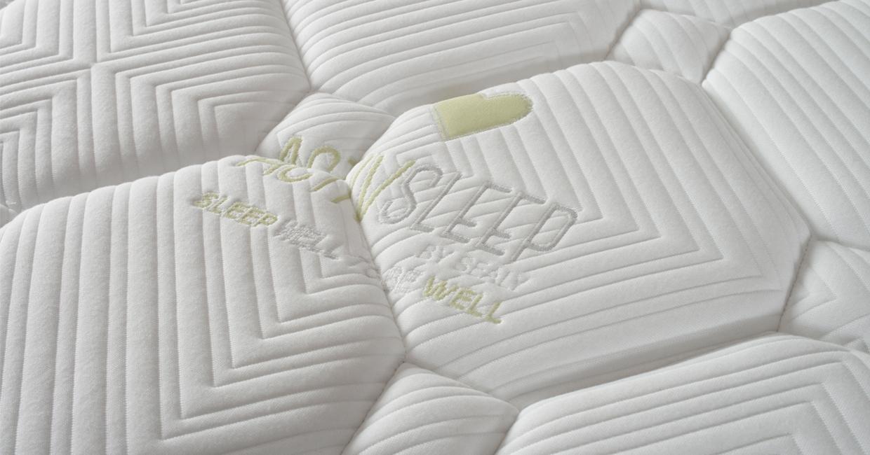 Activsleep Geltex Pocket 2800 Eurotop mattress