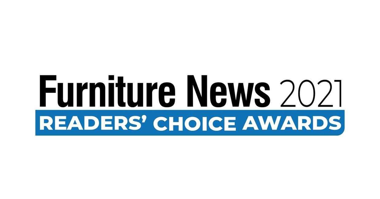 Furniture News' Readers' Choice Awards logo