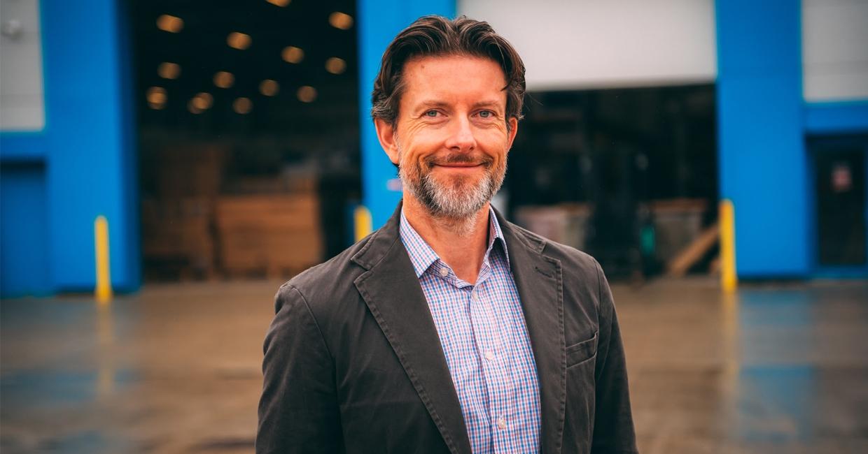 Mattress Online founder and CEO Steve Adams