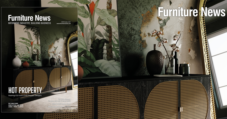 October 2021's Furniture News