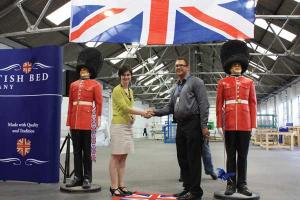 Andrew Kerry – Mattressman turns manufacturer
