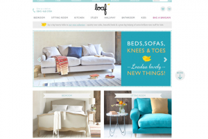 Loaf redesigns website ahead of store launches