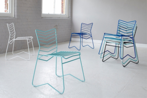 In Design: Kai Chair, Daniel Lau