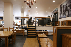 Besp-Oak Furniture unveils new showroom