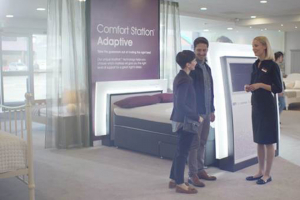 Bensons ads to promote new bed selling initiative