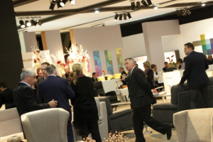 Slight increase in visitor numbers at Brussels Furniture Fair