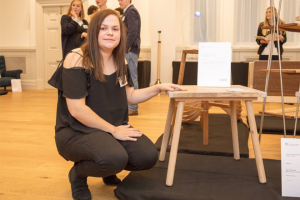 Young Furniture Makers Exhibition presents rising stars