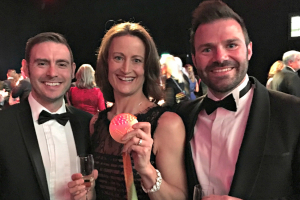 Mammoth rubs shoulders with stars at RPA Awards