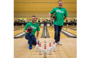Agent's record-breaking attempt for cancer charity
