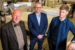Harrison Spinks wins two family business awards