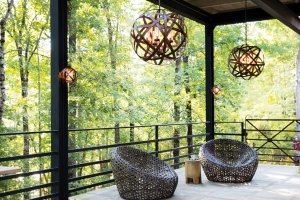 Bright ideas, indoors and out, from Elstead Lighting