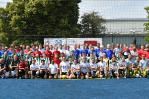 Whitemeadow victorious in charity football tournament
