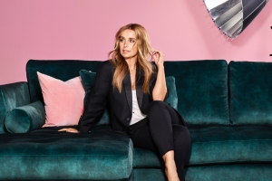 Harveysunveils celebrity partnership behind new collection