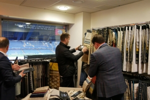 New sponsors for London Fabric Show