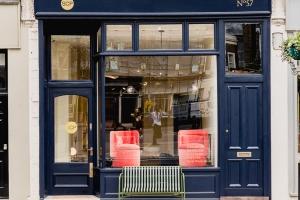 SCP opens Belgravia showroom