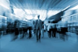 Vacancies rise and footfall falls short in April