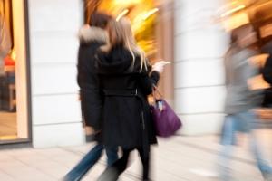 Shop vacancies peak as footfall drops in July