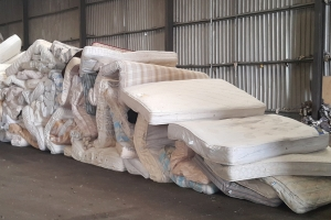 Mattress recycling rate up +55% in three years, reports NBF