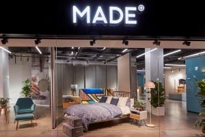 On location:Made.com, Soho