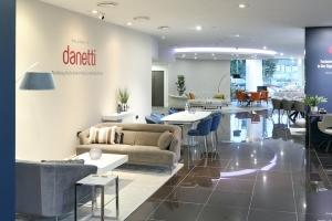 Danetti opens Bracknell showroom