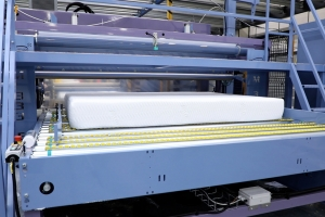 GNG installs new machinery and launches carbon-neutral mattress