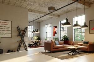 Furniture CGI services, Chilli Pepper Designs