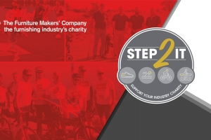 Industry charity targets £250,000 with Step 2 It fundraiser