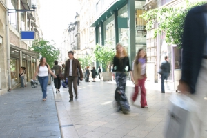 Reopening of non-essential stores delivers huge footfall boost