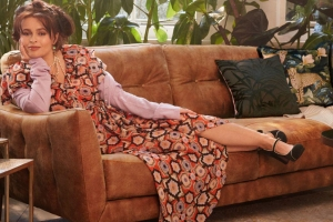 Sofology enlists Helena Bonham Carter for new ad campaign