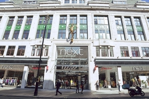 Next repays rates relief as sales soar