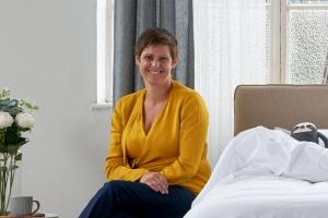 Cheryl Calverley on eve sleep's B2B strategy