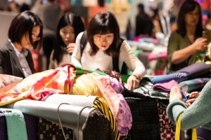 Strong content helps offset visitor drop at Heimtextil