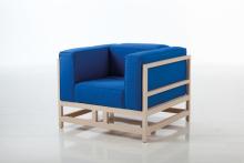 Easy pieces plain chair, Kati Meyer-Brühl