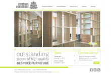 Essential bespoke furniture colours for 2013