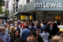 Furniture sales up at John Lewis