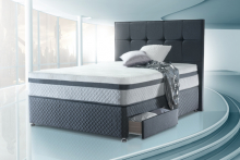 Sealy's Hybrid - an advance in sleep technology