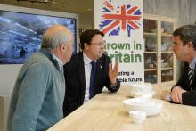 Heal's supports Grown in Britain Week