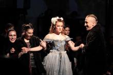 Heal's invites Silent Opera to its Tottenham Court Road store