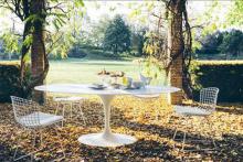 Knoll's Saarinen Collection goes outdoor