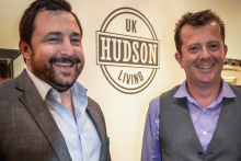 Gallery Direct launches Hudson Living Collection