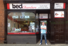 Success through creativity at The Bed Chambers
